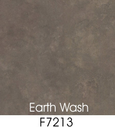 Earth Wash Plastic Laminate Selection
