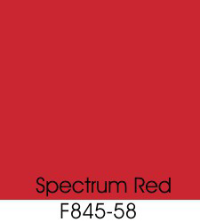 Spectrum Red Plastic Laminate Selection