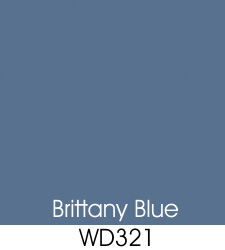 Brittany Blue Plastic Laminate Selection