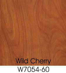 Wild Cherry Plastic Laminate Selection